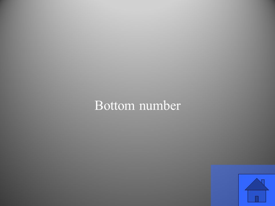 Bottom number
