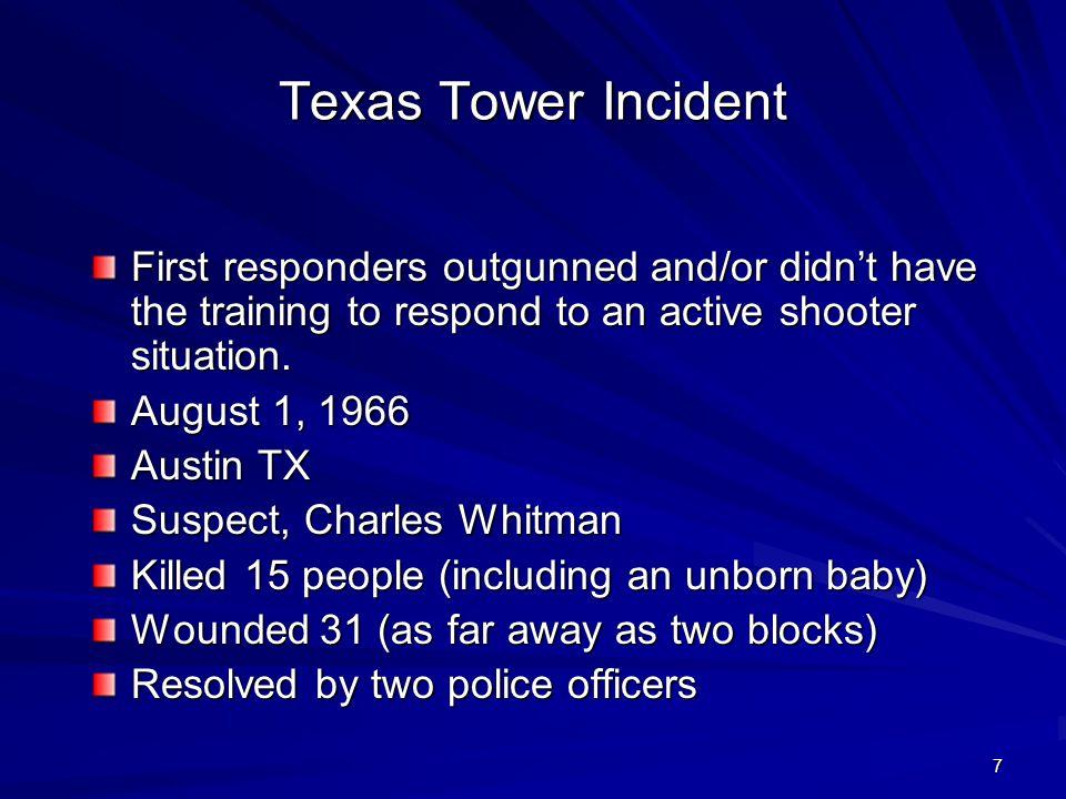6 Austin Texas August 1, 1966