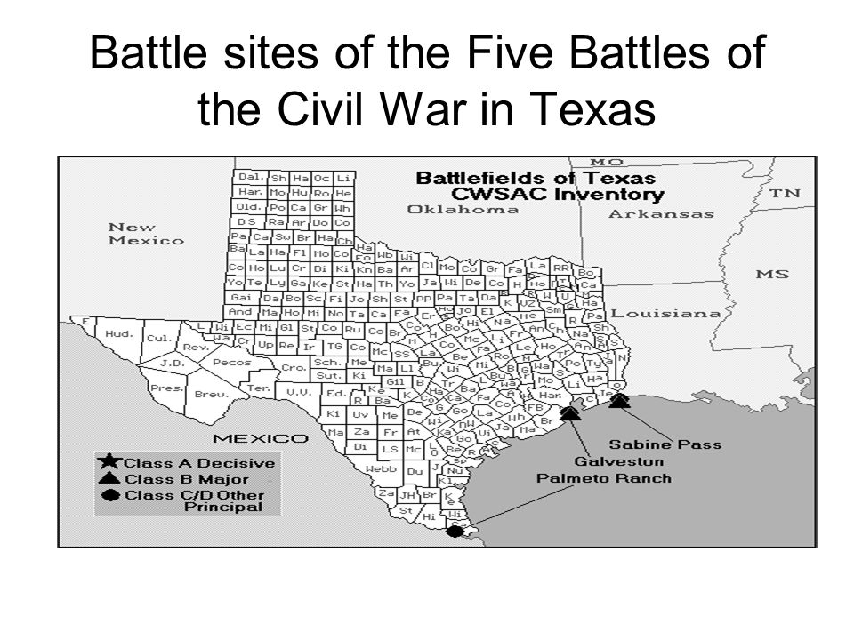 Sabine Pass II Fourth Battle Description: About 6:00 am on the morning of September 8,1863, a Union flotilla of four gunboats and seven troop transports steamed into Sabine Pass and up the Sabine River with the intention of reducing Fort Griffin and landing troops to begin occupying Texas.