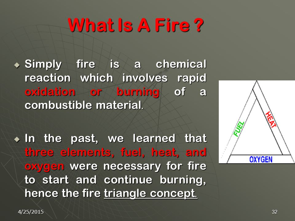 4/25/201531 7- Fire Safety Equipment