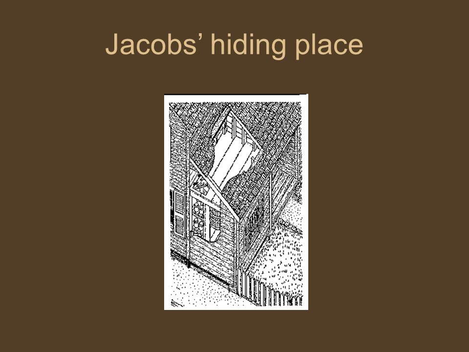 Jacobs' hiding place