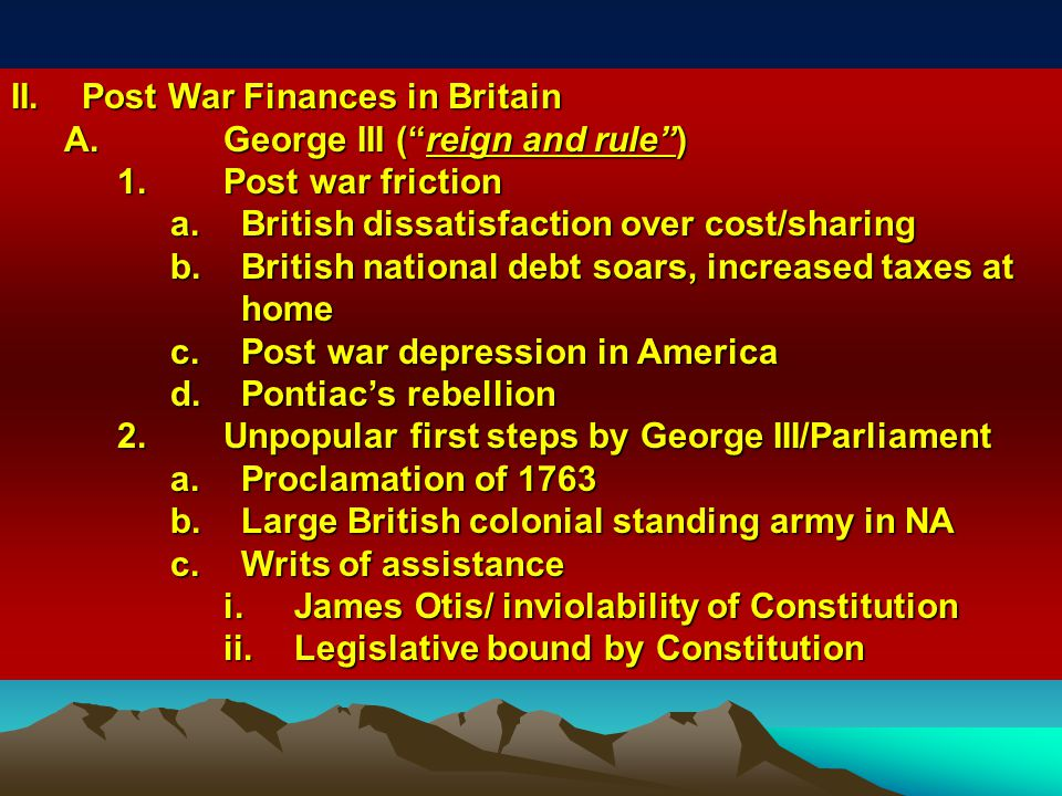 War and Legitimacy, 1775- 1776 British StrategyBritish Strategy –Turn Indians and slaves against colonist –VA governor John Murray, Earl of Dunmore Colonist victoriesColonist victories –Washington takes Boston March 1776 –Colonists control all 13 colonies by summer 1776