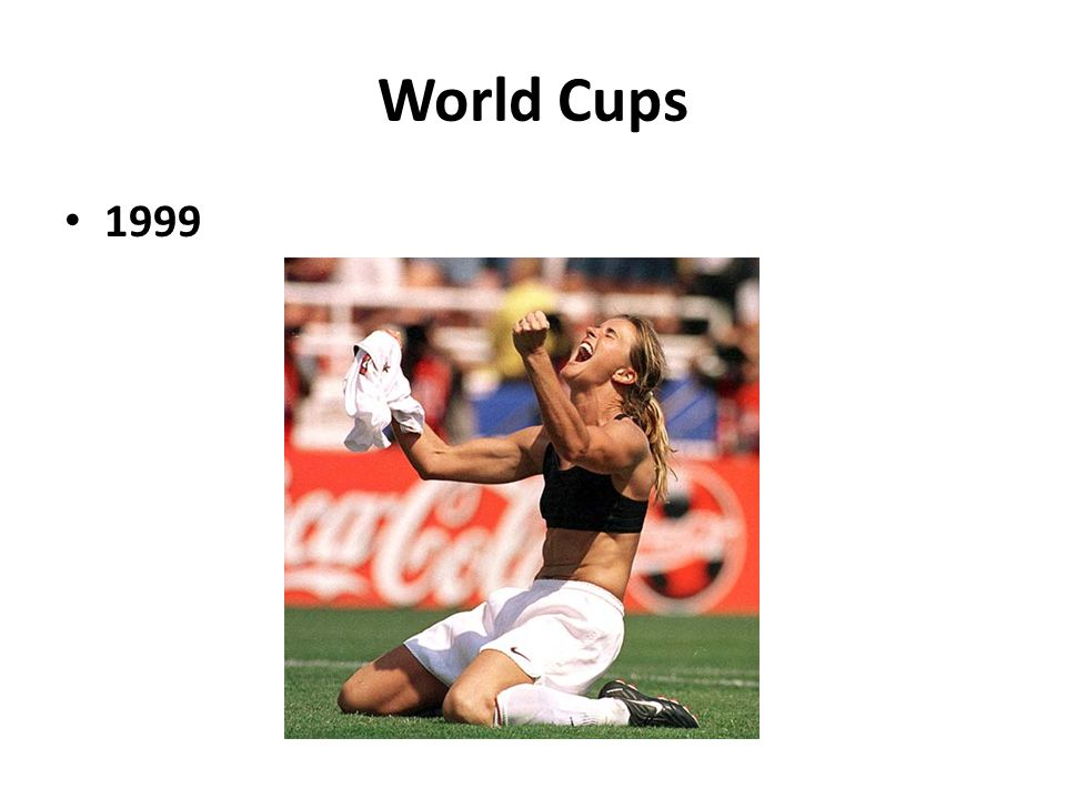World Cups 1999