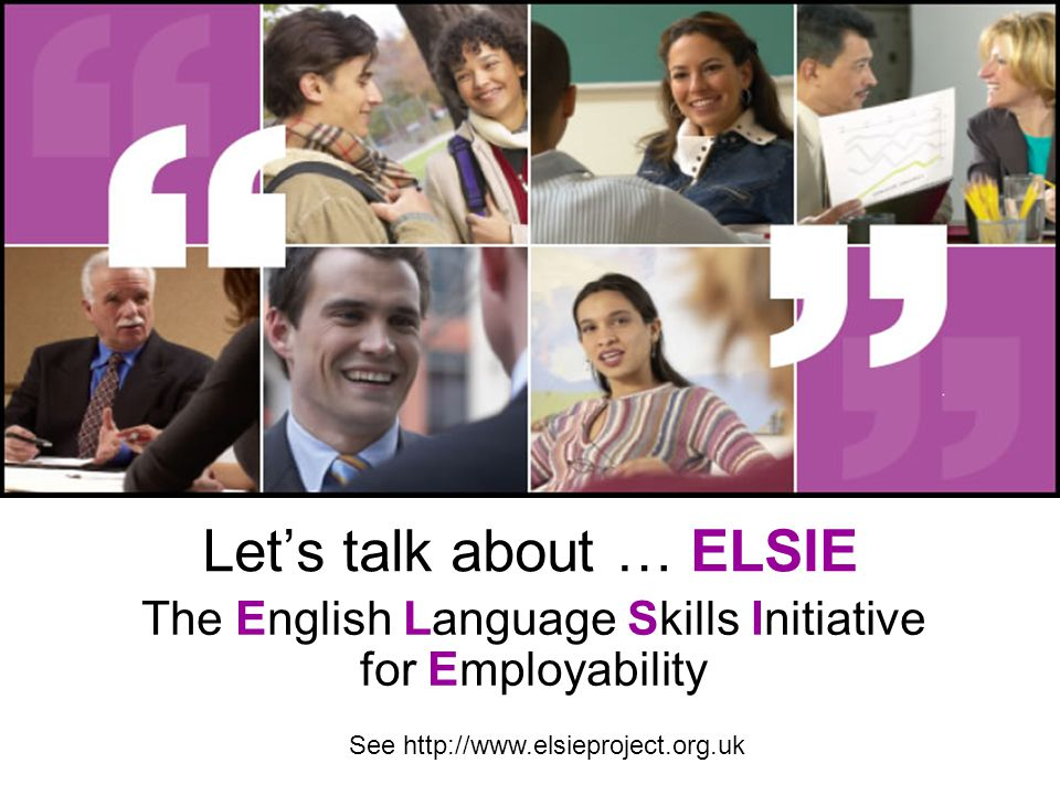 EG2000: The 'Communication at Work' Employability Projects Recruitment & Training Solutions