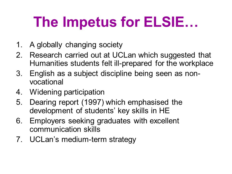 What is 'employability'.