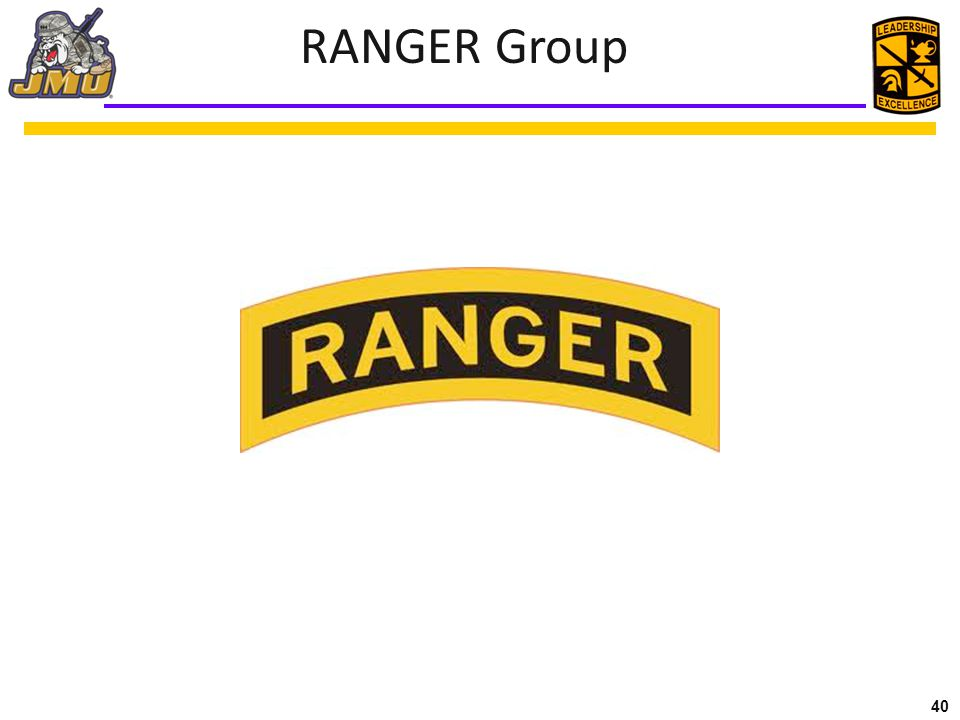 40 RANGER Group