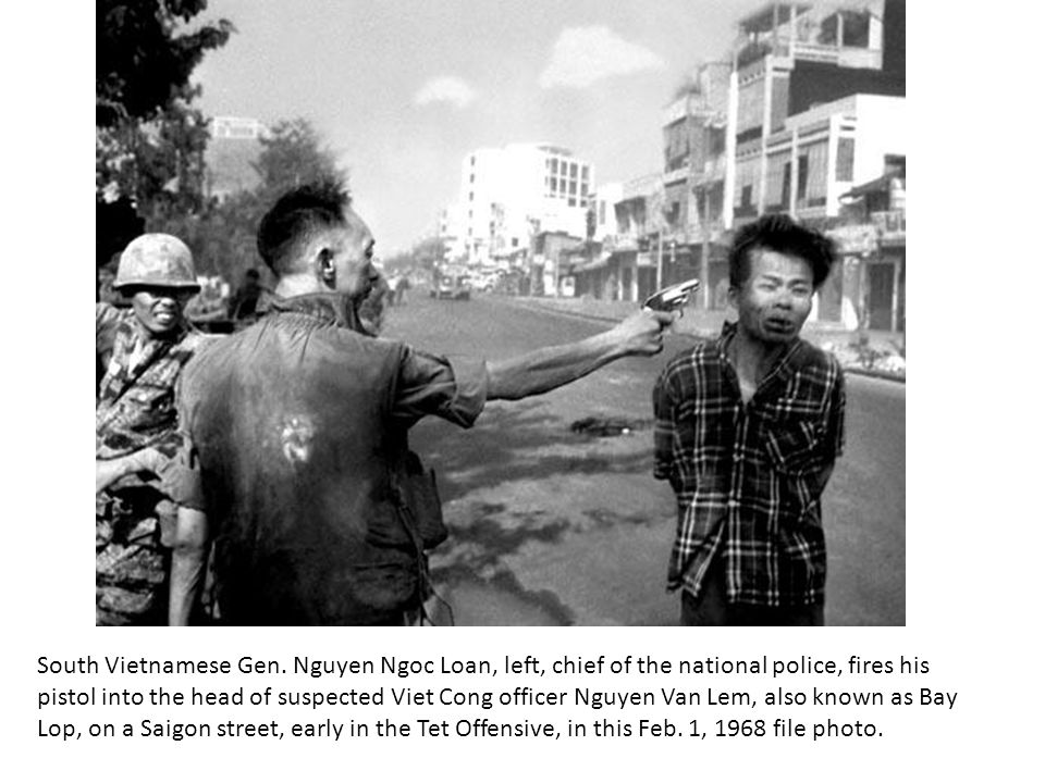 South Vietnamese Gen.