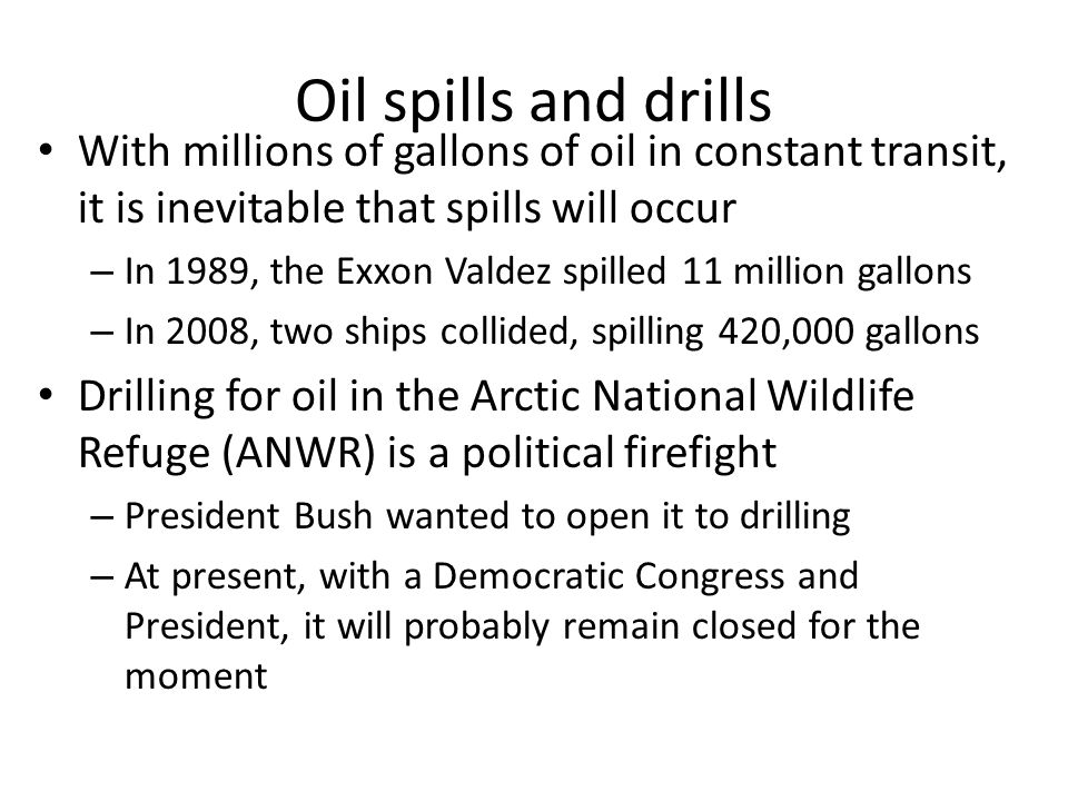 Other fossil fuels: natural gas The U.S.