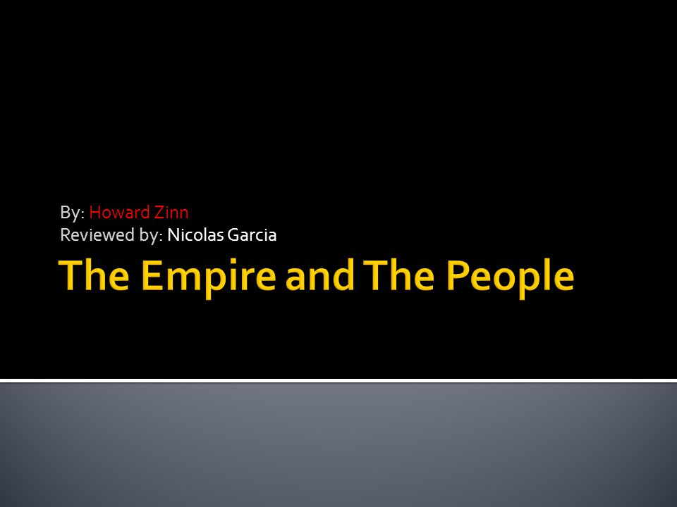  The history of America and Imperialism  Where they started  Where they ended up  Learn about the chapter The Empire and The People  Discuss the imperialistic actions after the Great Philippine war  Review