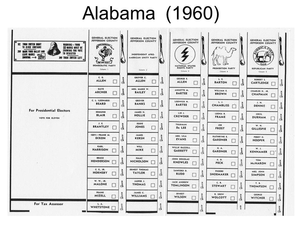 Alabama (1960)