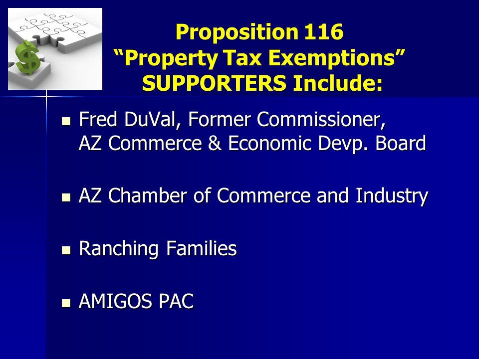 Fred DuVal, Former Commissioner, AZ Commerce & Economic Devp.
