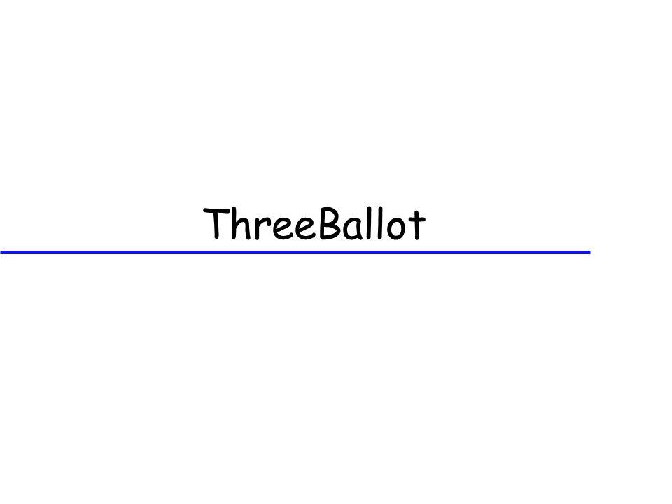 ThreeBallot
