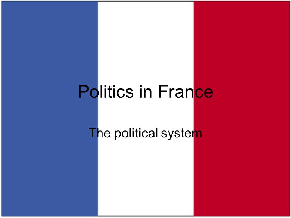French Republic: the basics Area: U.K.
