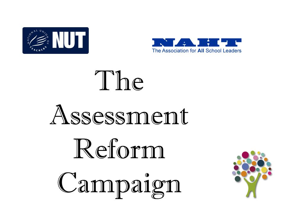 1 The Assessment Reform Campaign