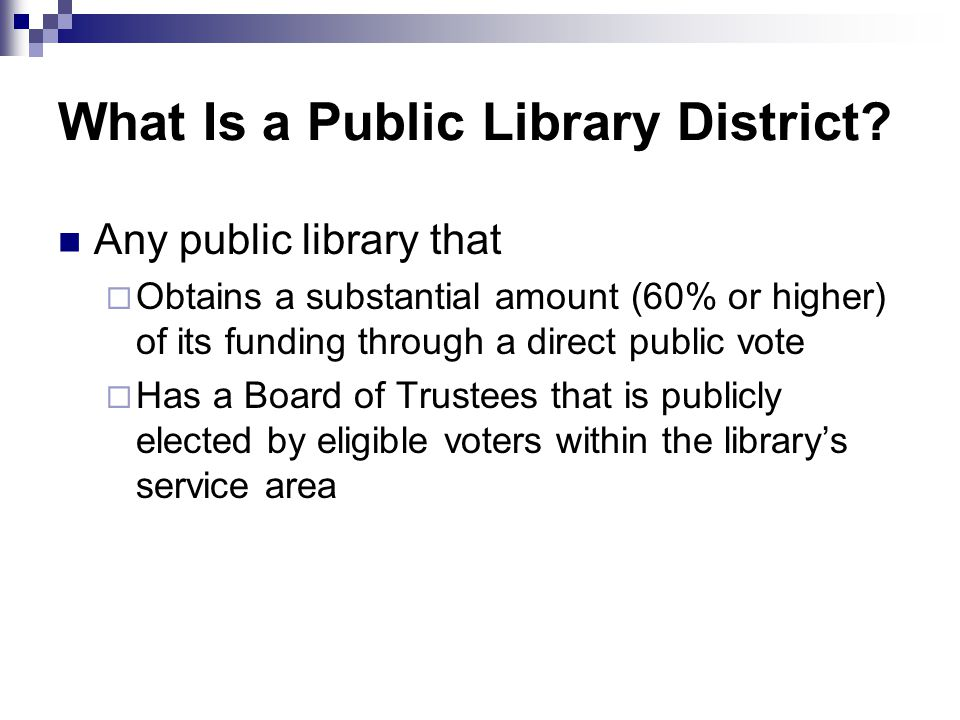 Steps to a School District Ballot, Ed.Law 259.1 1.