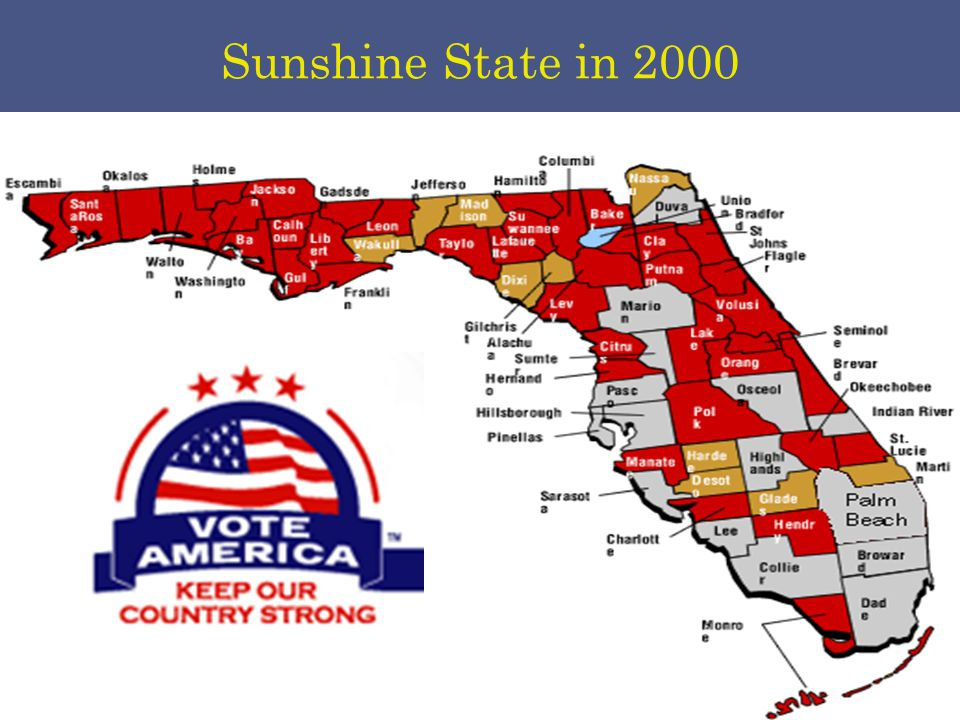 What's Happened Since Florida.