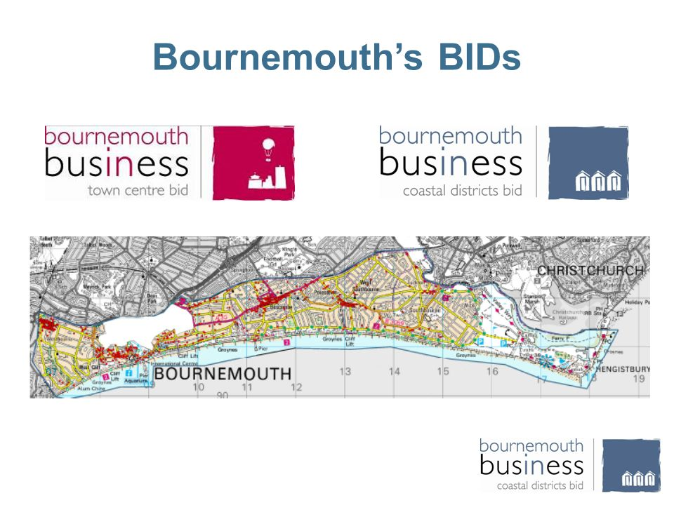 Bournemouth's BIDs