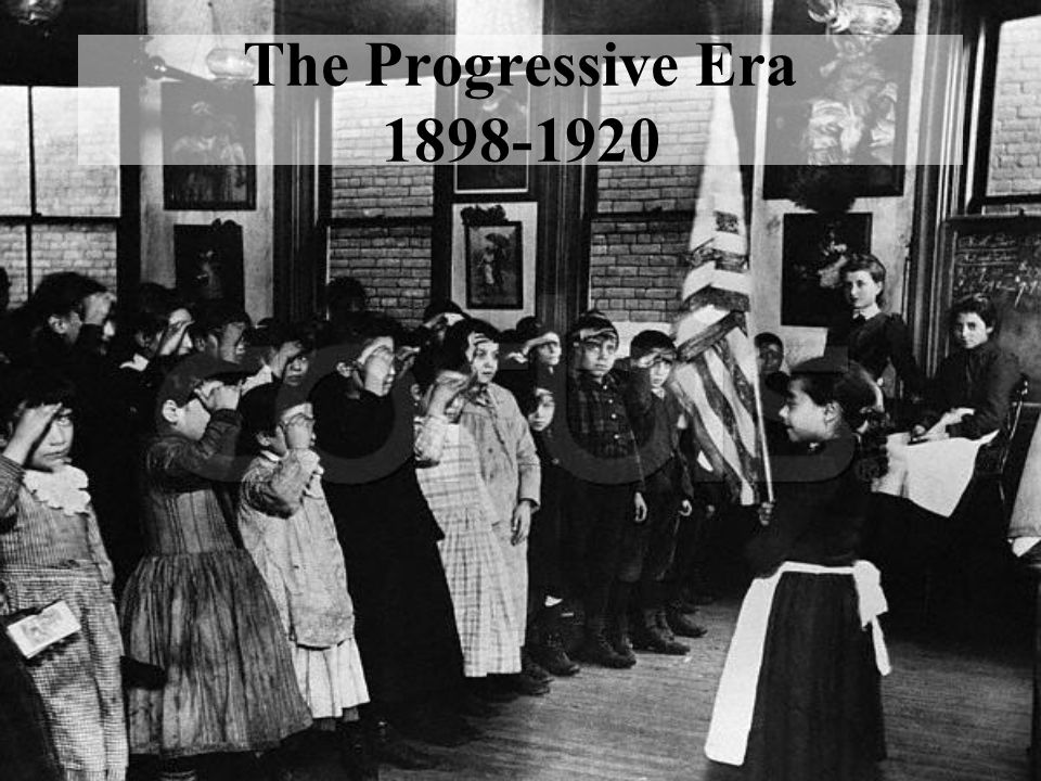 the leaders of the progressives era essay