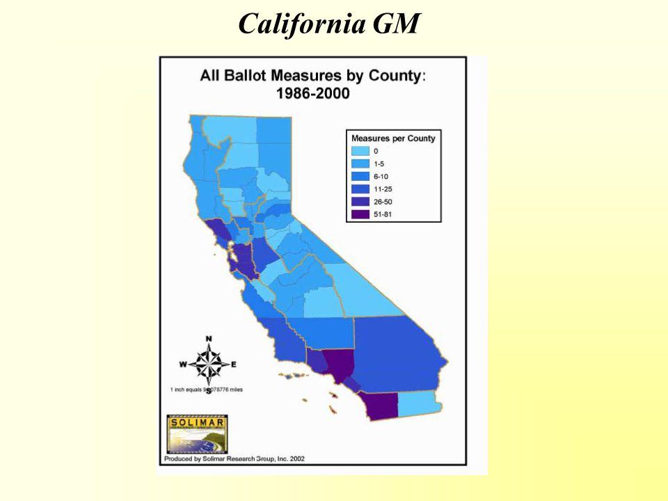 California GM