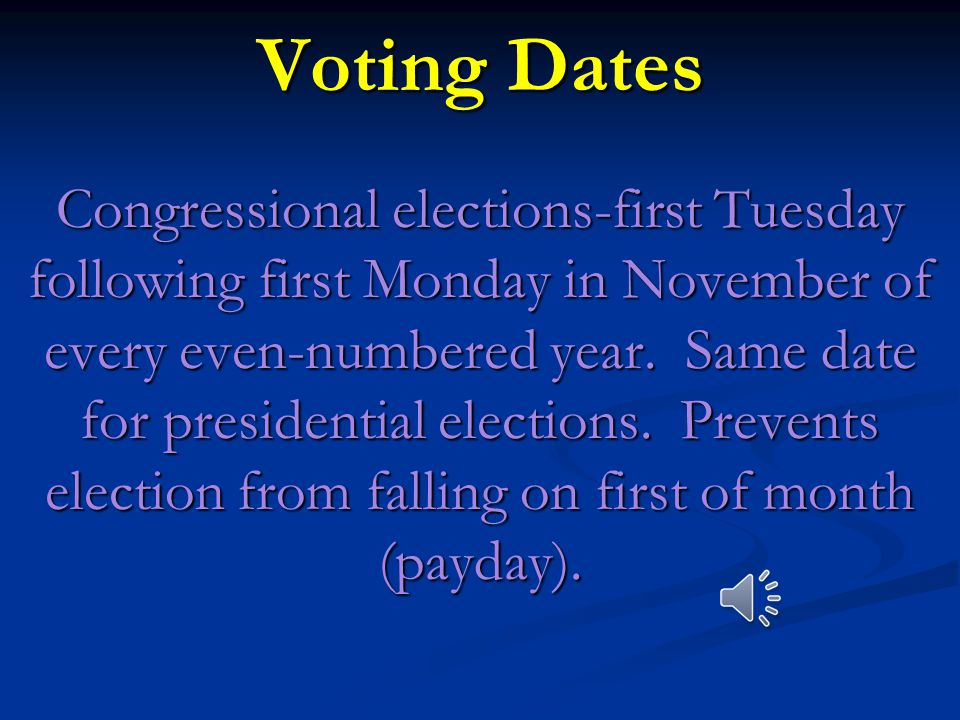 Federal Voting Law Pwrs- Constitution give pwr to fix times, places, and manner of holding elections.