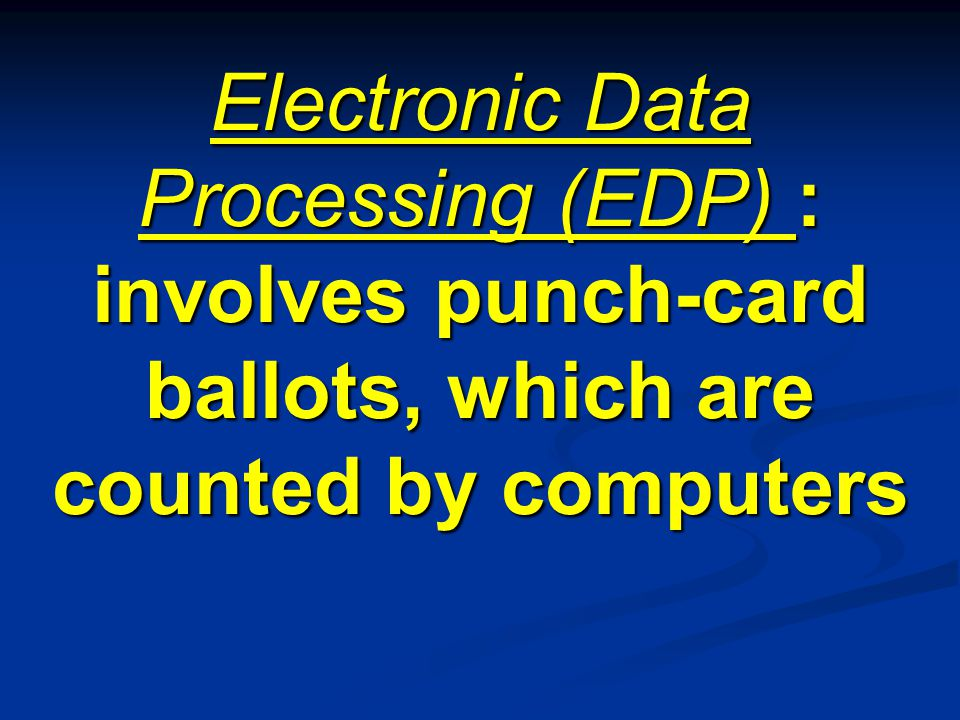Voting Machines Thomas Edison invented first voting machine in US.