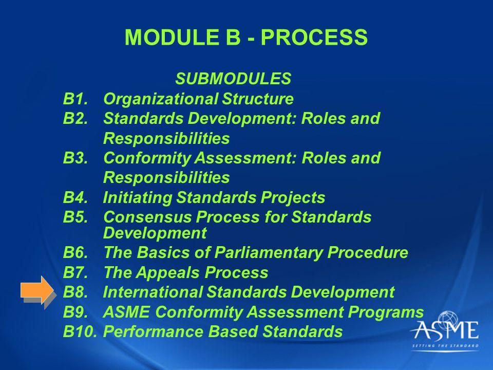 ASME C&S Training Module B8 51 SUBMITTING A U.S.