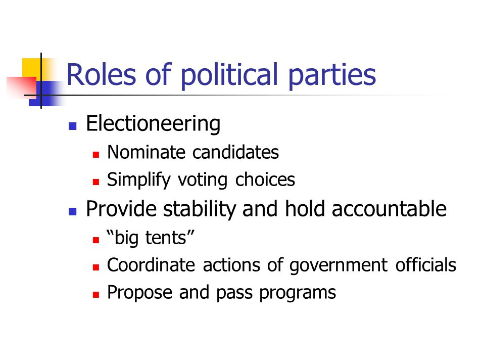 candidate, issue or party centered voting What are the benefits/weaknesses of each type.