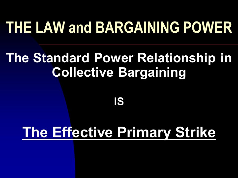 FUNDAMENTAL CONDITIONS OF UNION SECURITY The law has made raiding more difficult and it Requires employers to recognize unions and bargain with them in Good Faith