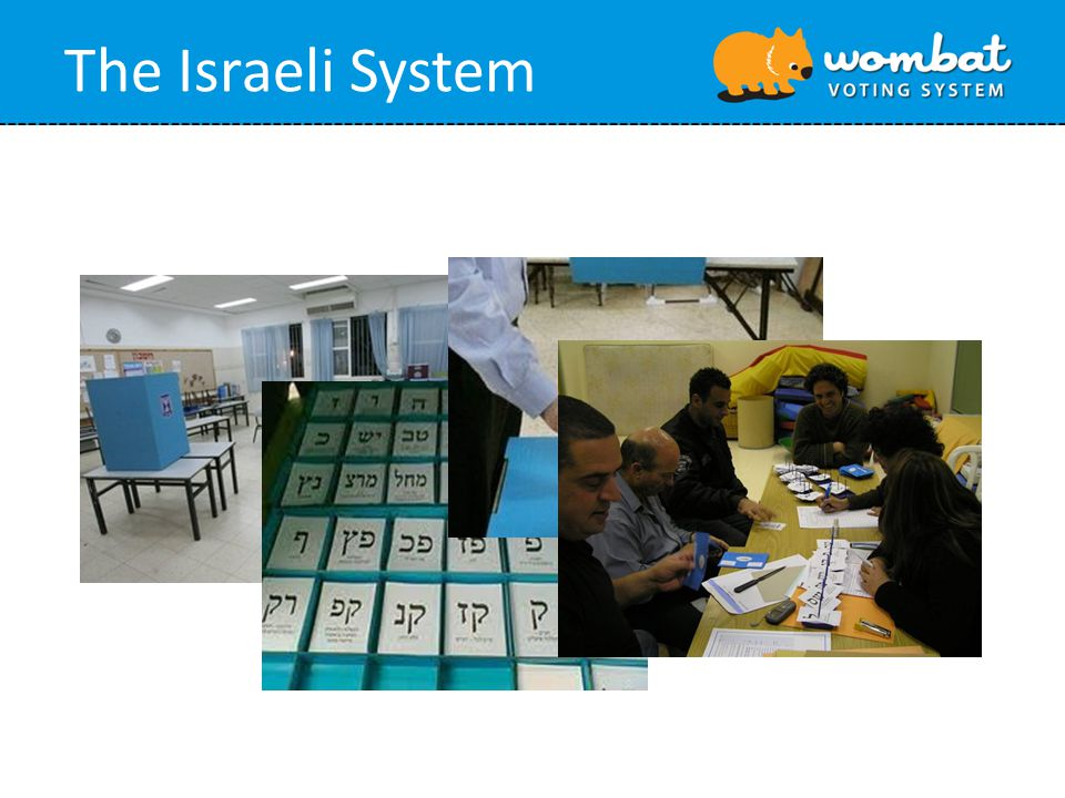 The Israeli System