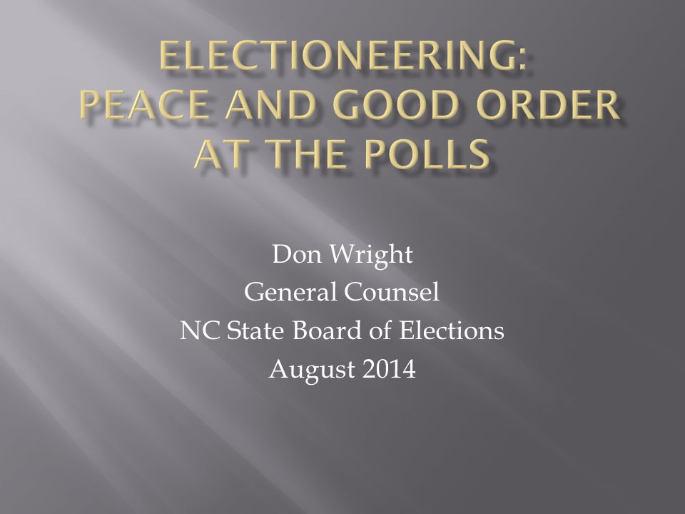 Precinct judges  may call upon law enforcement to aid in keeping peace and good order.