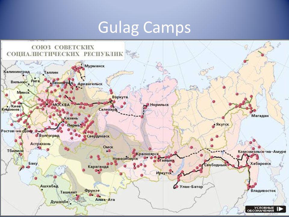Gulag Camps