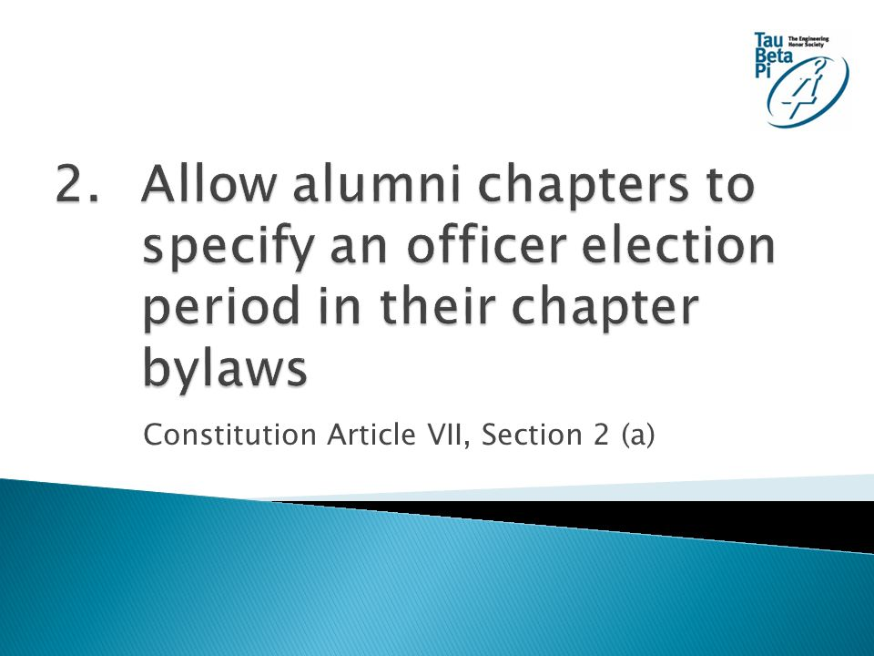 Constitution Article VII, Section 2 (a)