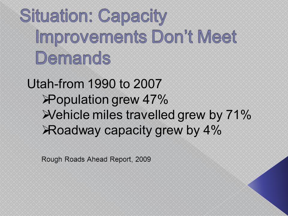 History of Transportation Earmarking BillNumberValue 198210$362 million 1987152$1.4 billion ISTEA538$6.2 billion TEA 211851$10.3 billion SAFETEA-LU5716$21.3 billion  Demonstration Projects , High Priority Projects or Earmarks