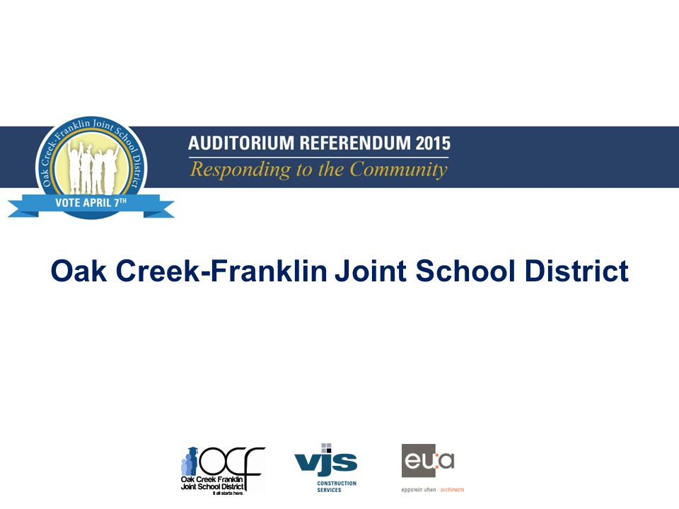 Oak Creek-Franklin Joint School District