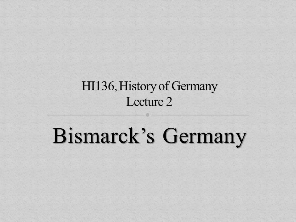 Bismarck's Germany