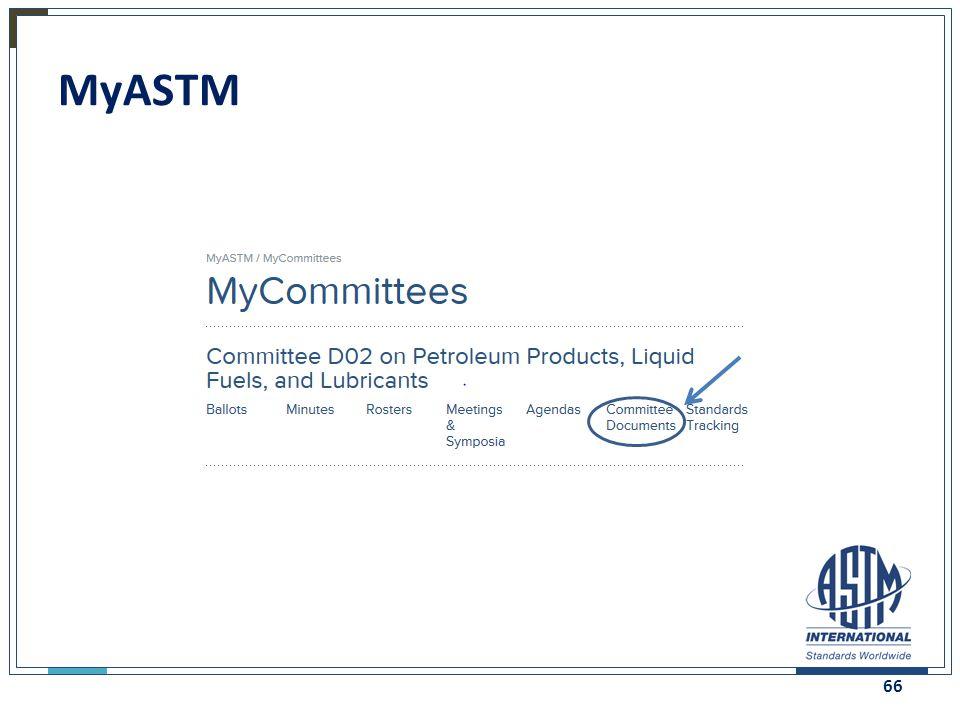 MyASTM 66