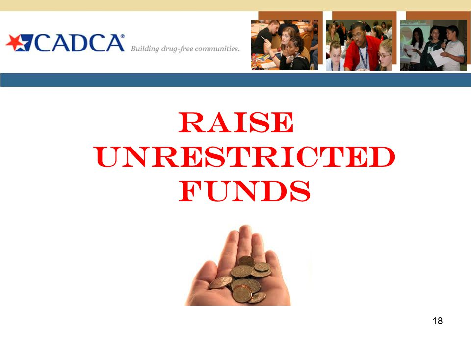 Raise Unrestricted Funds 18