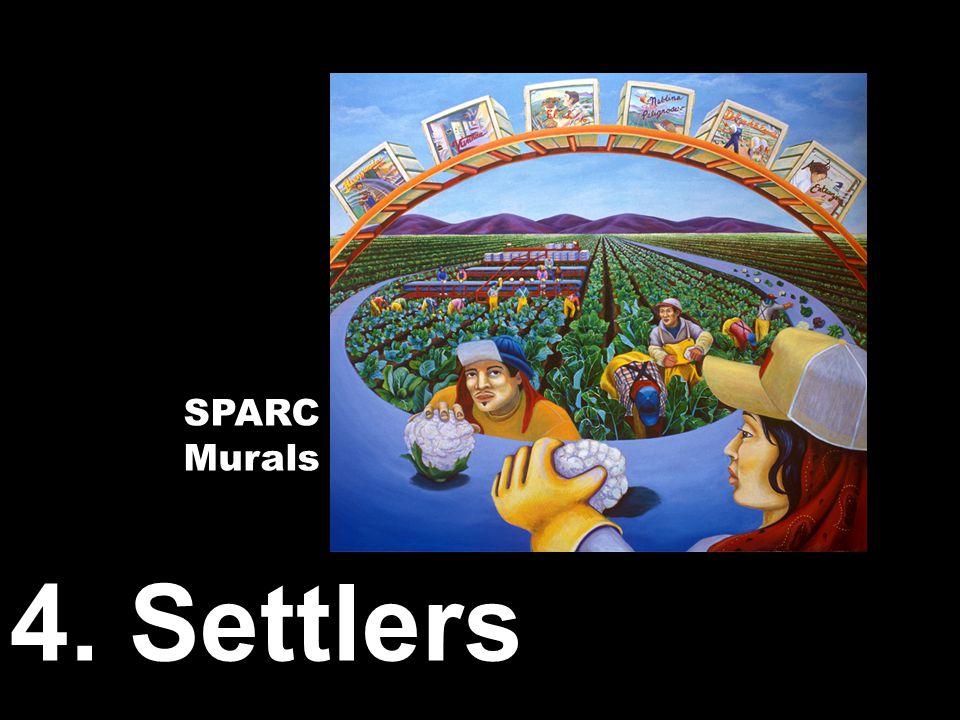 4. Settlers SPARC Murals