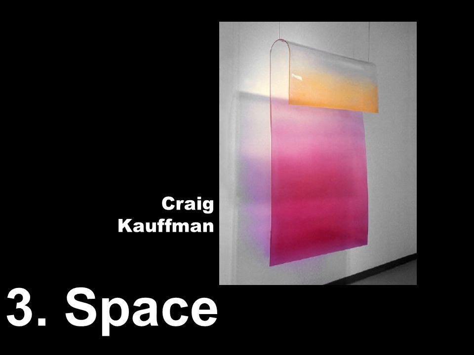 3. Space Craig Kauffman