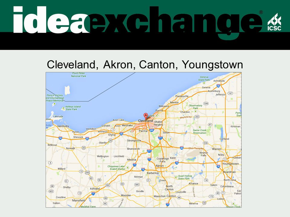 Cleveland, Akron, Canton, Youngstown