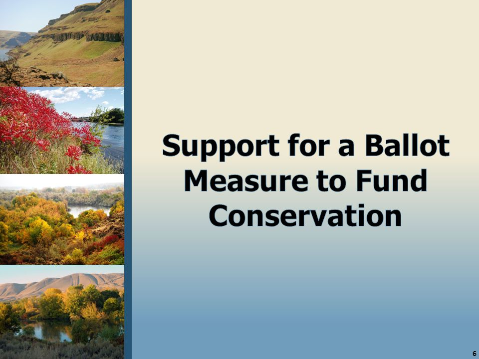 7 BENTON COUNTY CONSERVATION FUTURES TAX FOR PARKS, TRAILS, RIVERS, NATURAL AREAS AND OPEN SPACE.