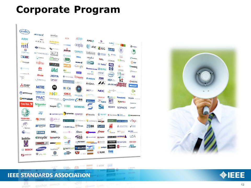 Corporate Program 12