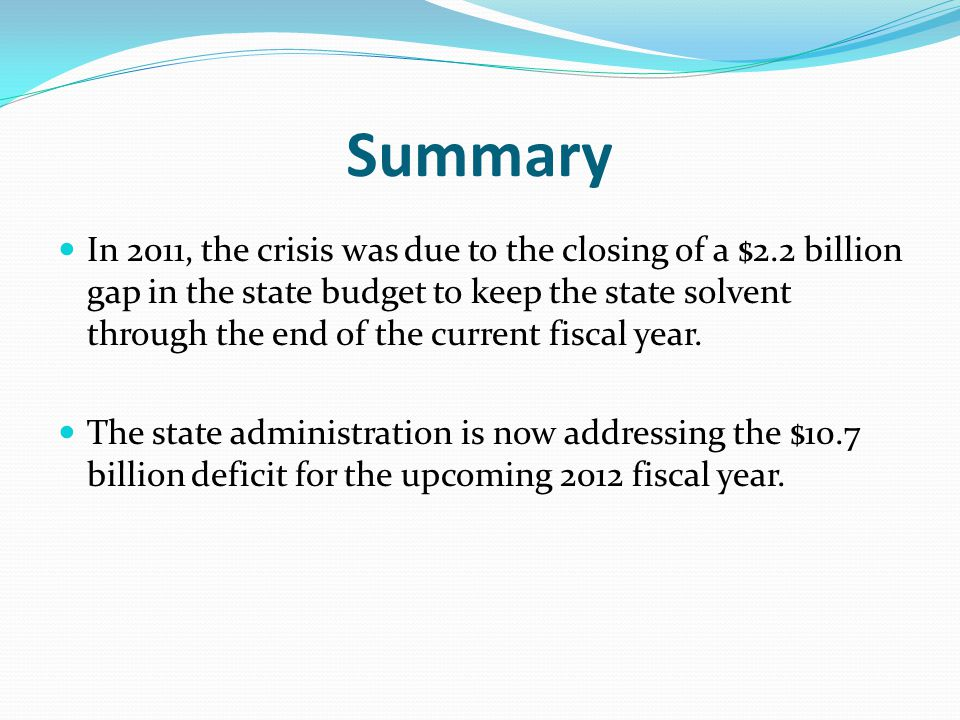 Consequences of Budget Cuts Only 16 out of 40 budgets were passed in Morris County in 2010 647.3 staff cuts throughout the county Average of 12.95 cuts per district Cuts not evenly distributed