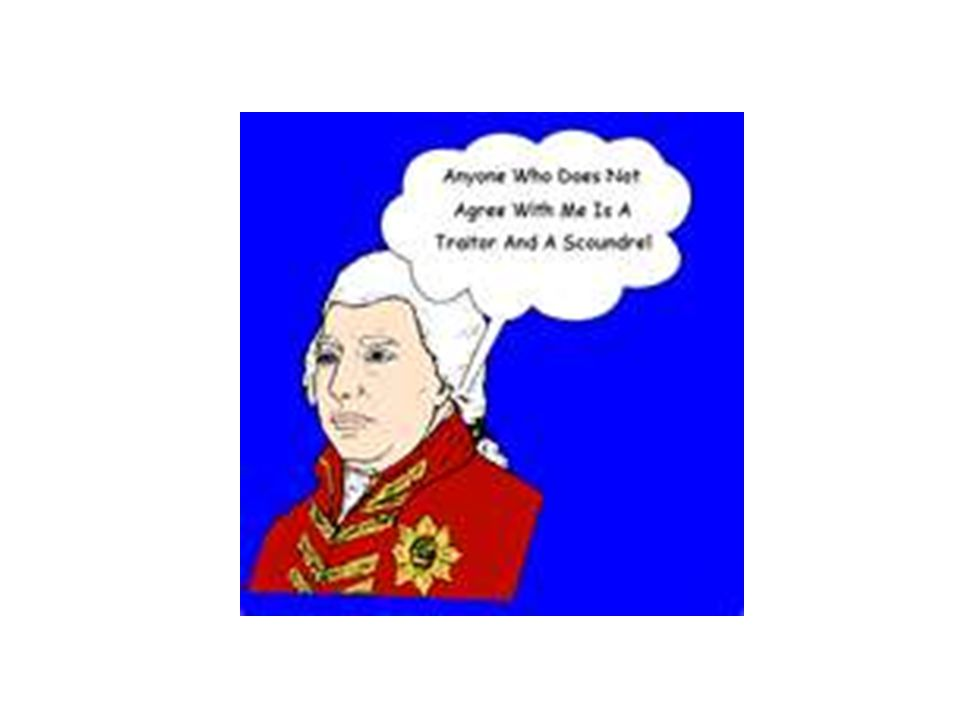 Let me introduce myself - the year is 1775 and I am King George III of England.