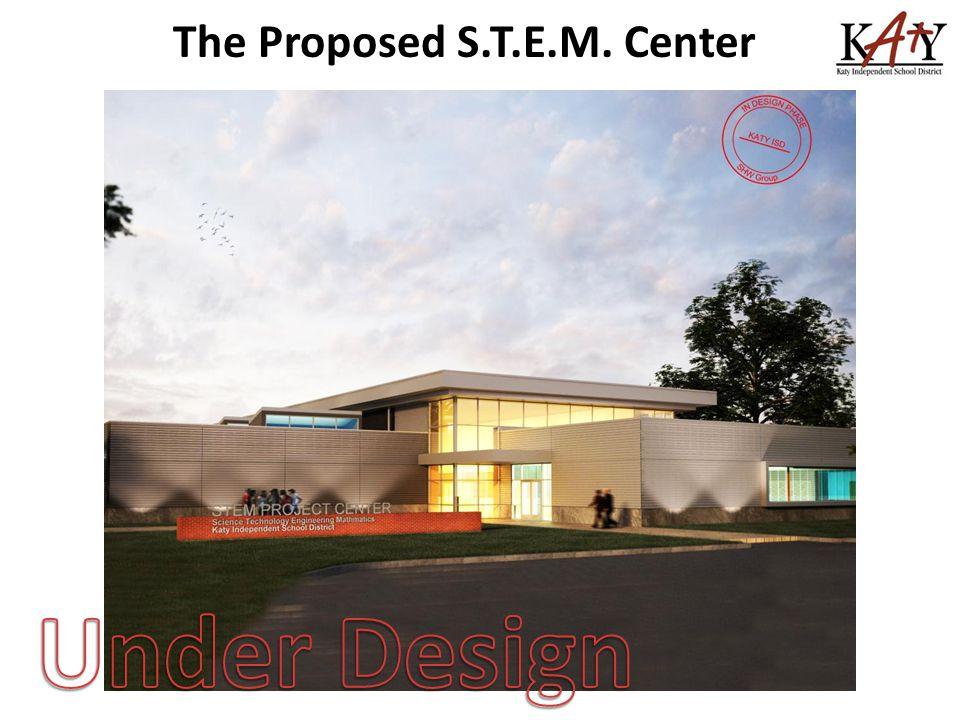 The Proposed S.T.E.M. Center