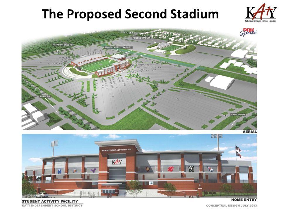 The Proposed Second Stadium