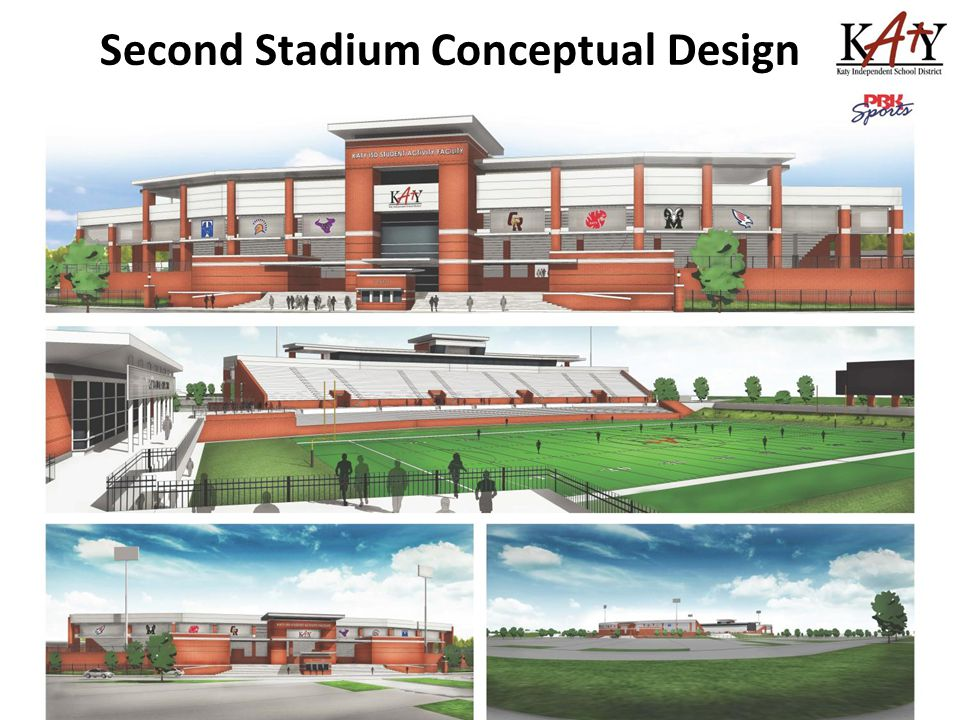 Second Stadium Conceptual Design