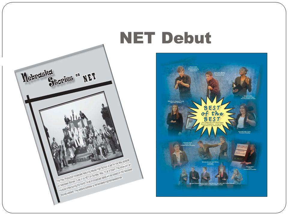 NET Debut