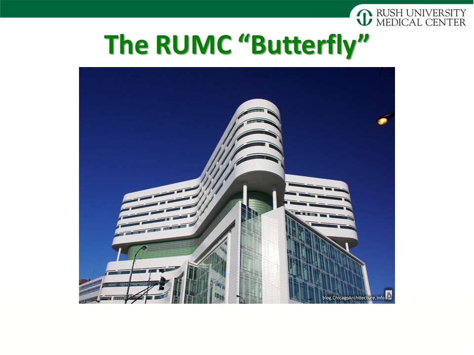 The RUMC Butterfly