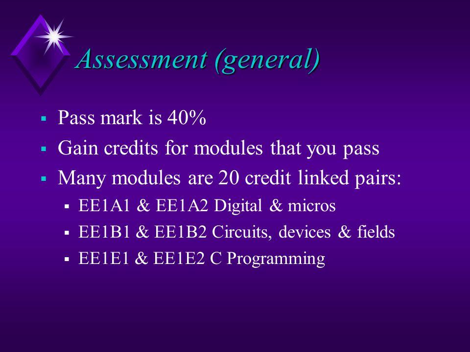 B.Eng/M.Eng u Each year is 120 credits u B.Eng.= 360 credits in 3 years u M.Eng.